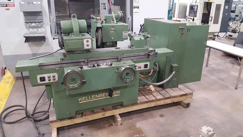 """16"""" x 24"""" Kellenberger Model 600U-125 Universal Grinder"""