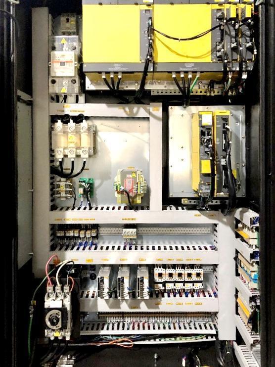 SAMSUNG PL800V CNC VERTICAL TURNING CENTER 2016
