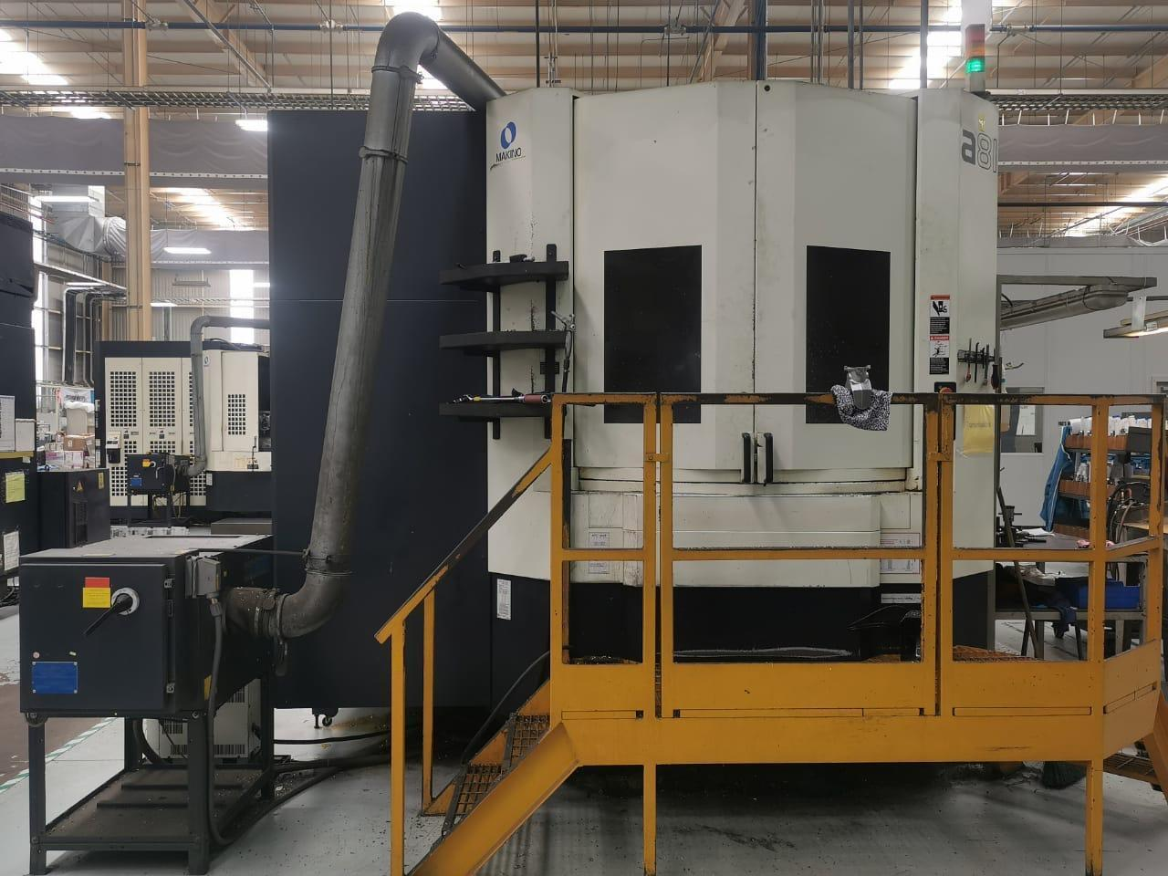 Makino a81 CNC Horizontal Machining Center