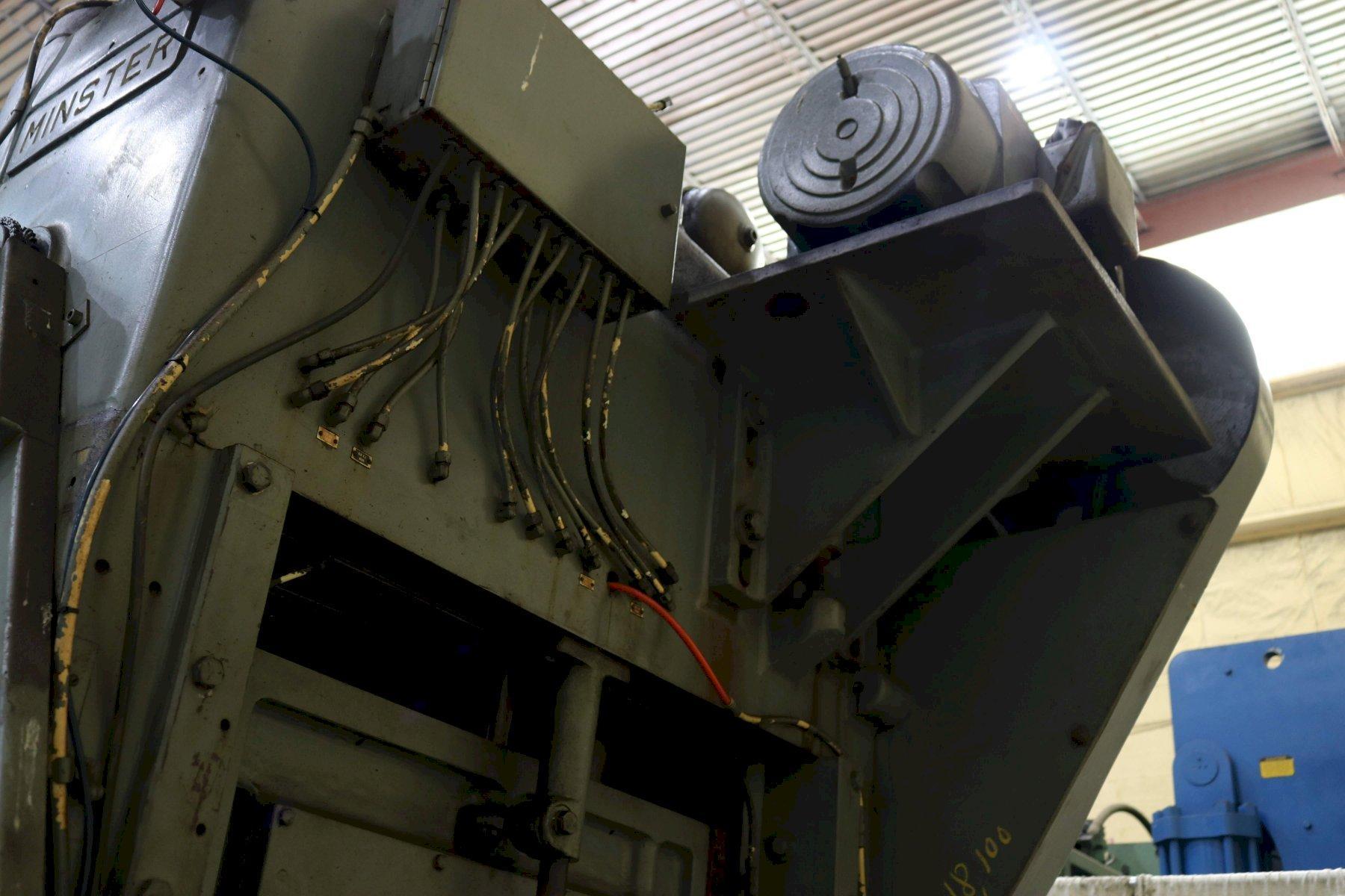 60 Ton P2-60 Minster SSDC Press
