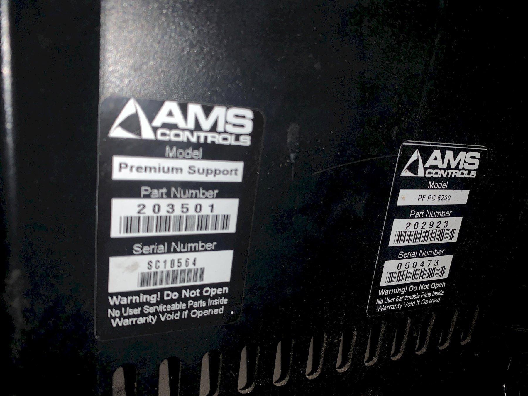 21' X 16 GAUGE JORNS AF CNC SHEET METAL FOLDER: STOCK 2341