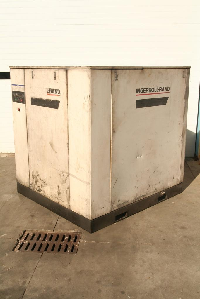 100 HP INGERSOLL RAND AIR COMPRESSOR: STOCK #63733