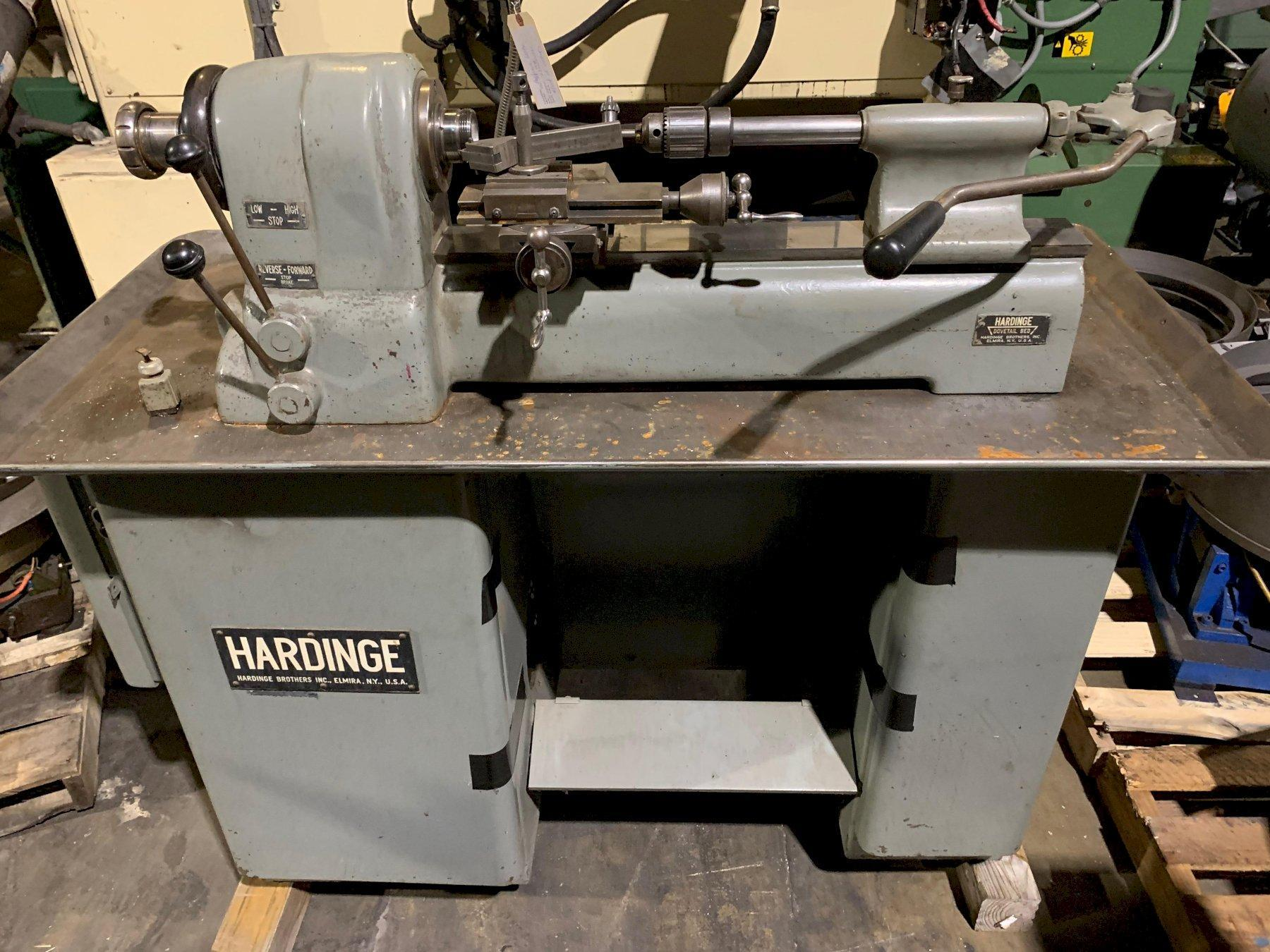 Hardinge DV-59 Lathe