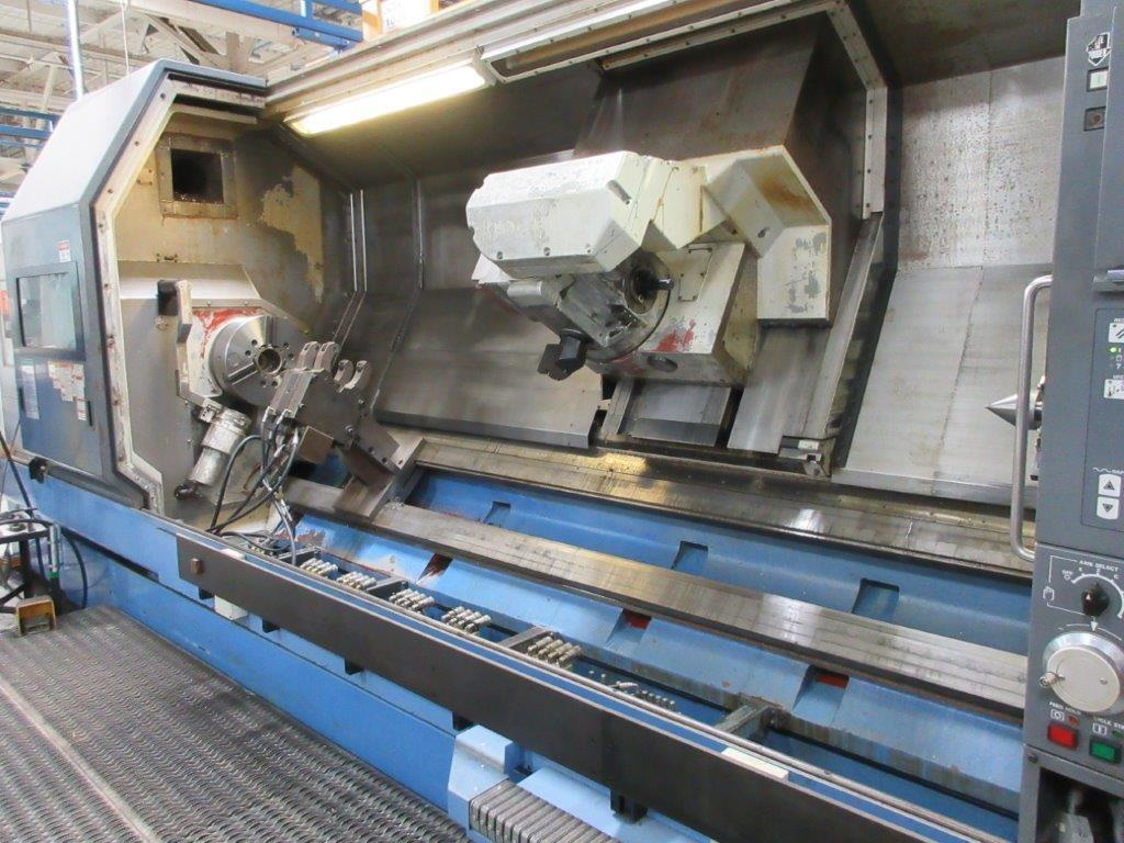 Mazak Integrex 70YB CNC Horizontal Mill/Turn Lathe