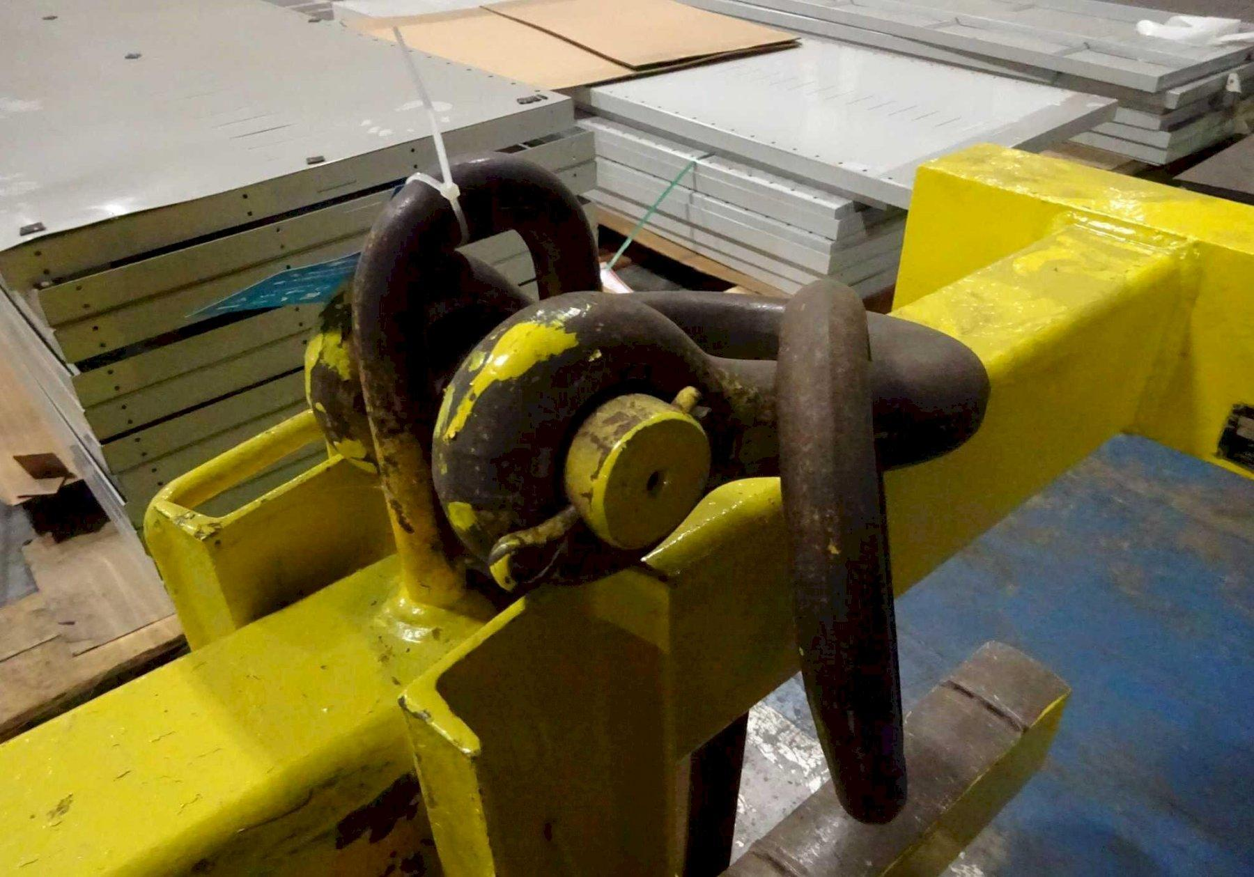 5 TON CADY LIFTER COIL C-HOOK. STOCK # 0631720