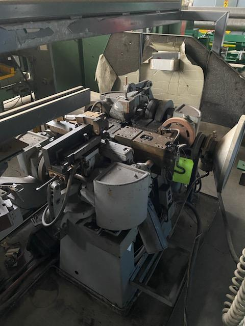 US Tool/BAIRD MODEL #11 MULTI-SLIDE WIRE FORMING MACHINE