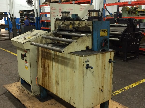 "CWP Servo Roll Feed (Cabinet Mounted) 30"" Wide x .078"""