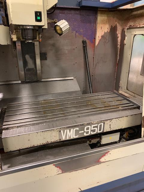 Viper VMC-950 Vertical Machining Center