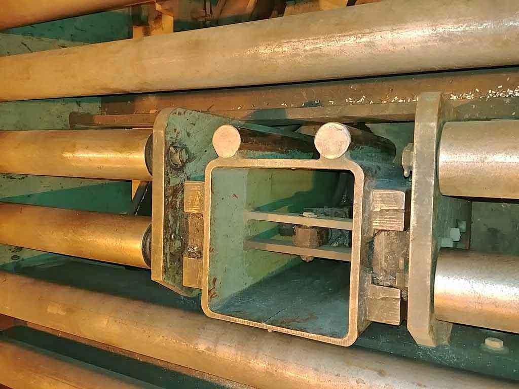 "6,000# x 60"" Signode/Royalton Banding Line Components"