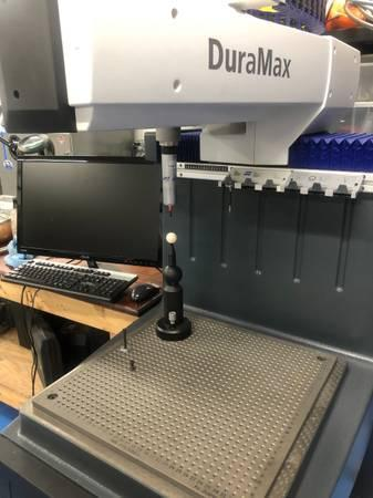 2011 Zeiss Duramax 5/5/5 DCC Coordinate Measuring Machine