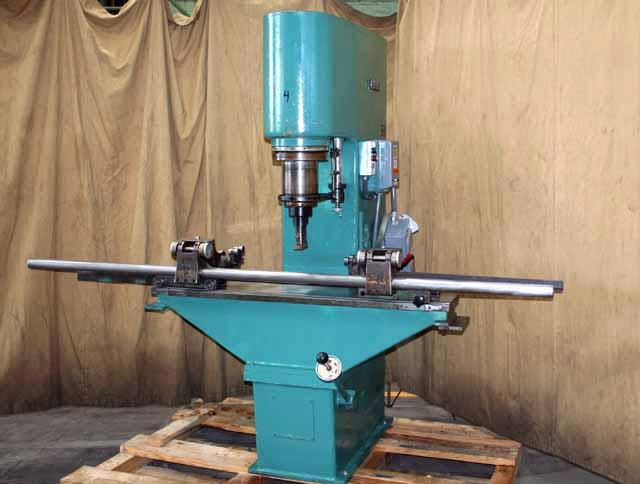 40-Ton Eitel Model RP-40 Hydraulic Straightening Press