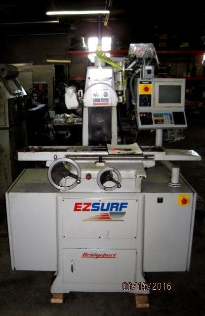 Bridgeport/Harig 618 EZ Surf Surface Grinder