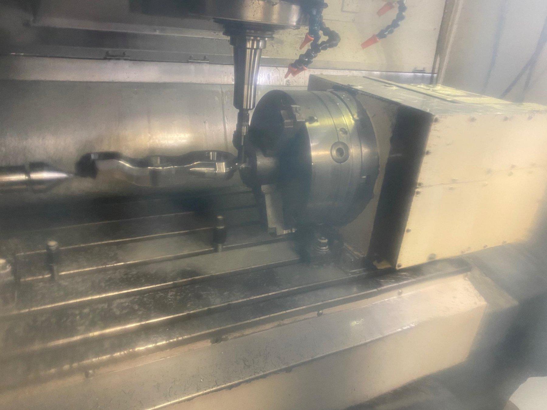 Mori Seiki SV-500/50 Vertical Machining Center
