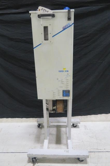 Fasti Used ERD 35 B Material Dryer, Compressed Air, Approx 18 lb/hr, Yr. 2002