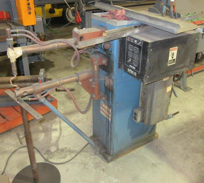 20 KVA Peer Rocker Arm Spot Welder Model AR-420