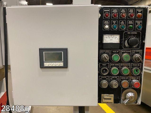 160 TON STAMTEC G1-160-S O.B.I. PUNCH PRESS