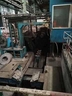 """60"""" (1550mm) Tippins 4-Hi Reverse Cold Rolling Mill"""