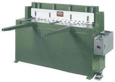 10 Ga. x 4 Ft, New Chicago Hydraulic Shear, Model HS-410