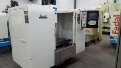 1997 FADAL VMC-15 XT - Vertical Machining Center