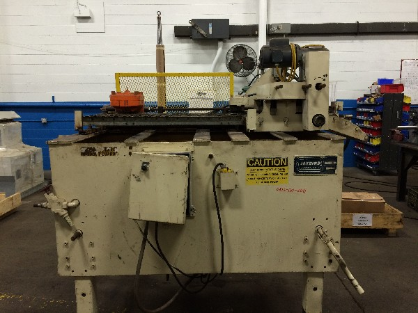 "Jaybird Automation Air Feed - Straightener Combination 36"" Wide x .090"""
