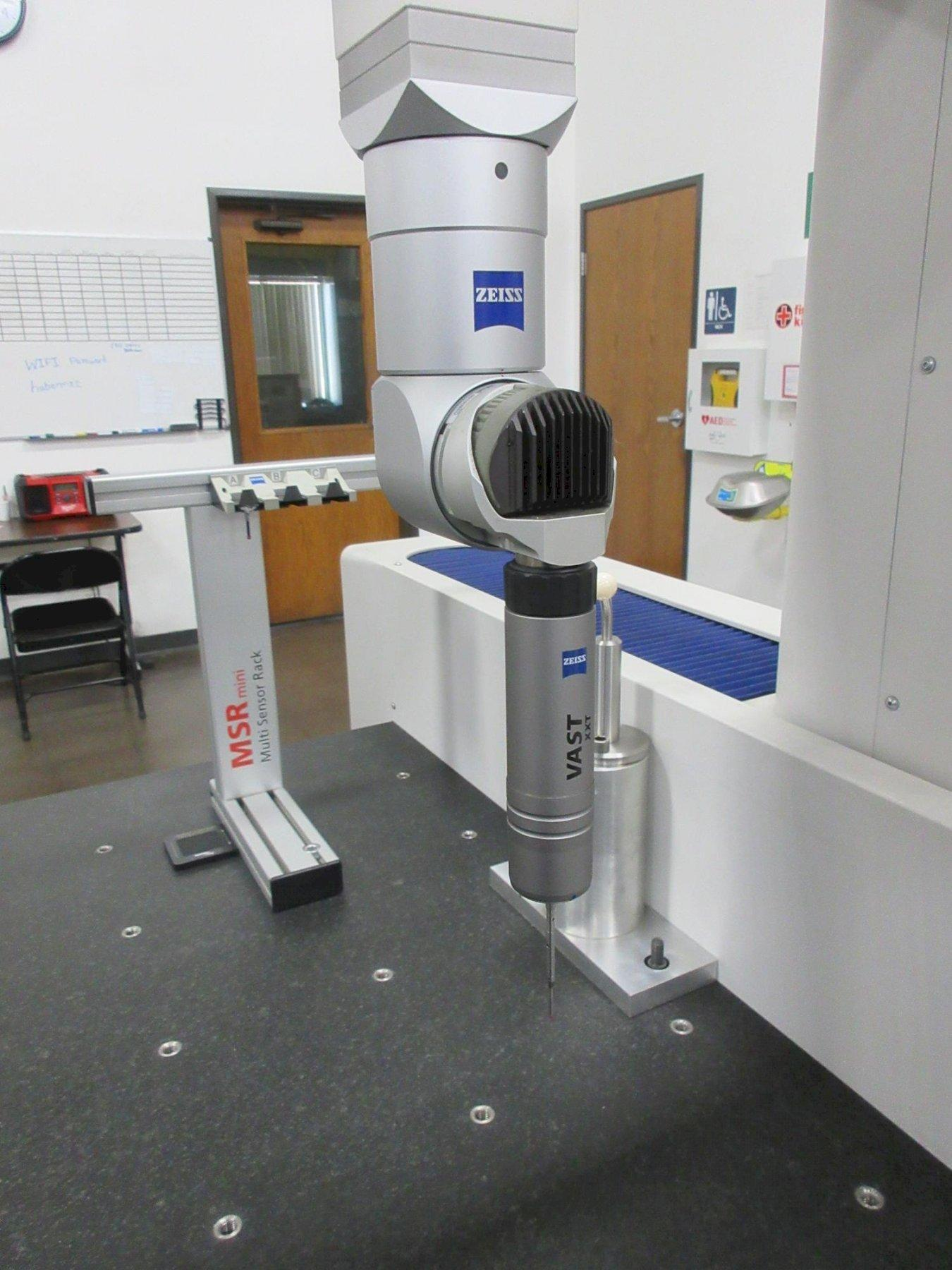 ZEISSZeiss Contura G2 RDS 10/12/6 Coordinate Measuring Machine (CMM)