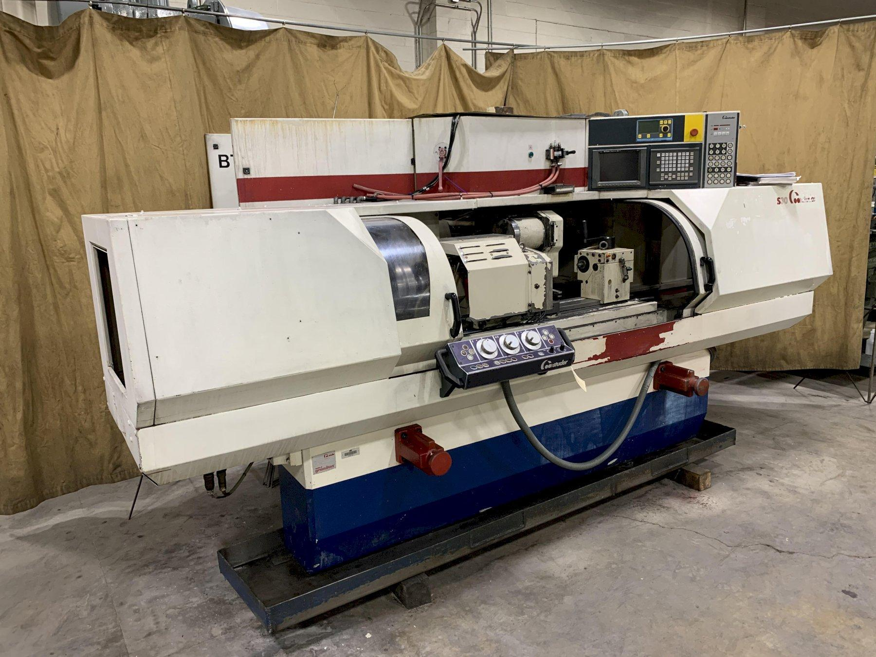 "14"" x 40"" Studer S30 Lean Pro CNC Universal ID/OD Cylindrical Grinder"