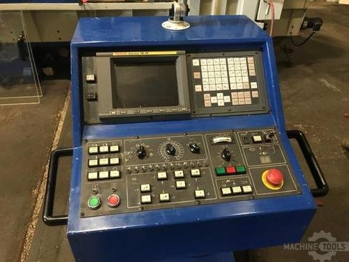 JOHNFORD DMC-1200 Gantry Machining Centers (incld. Bridge & Double Column)
