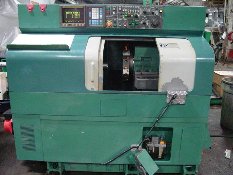 Nakamura Tome TMC-15 CNC Lathe S/N R11601