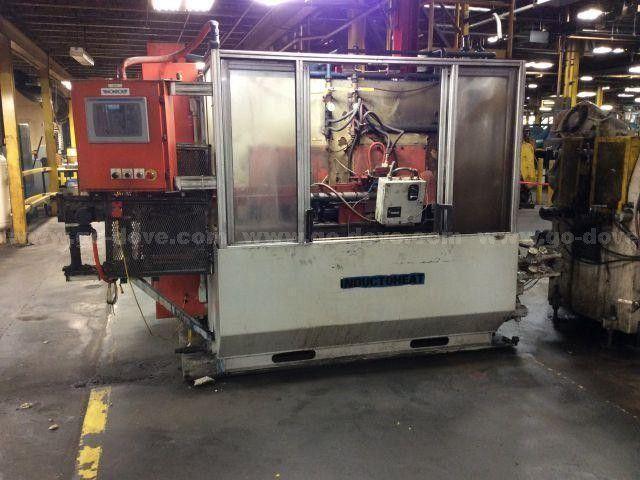 INDUCTOHEAT INDUCTION HARDENING MACHINE : STOCK #13826