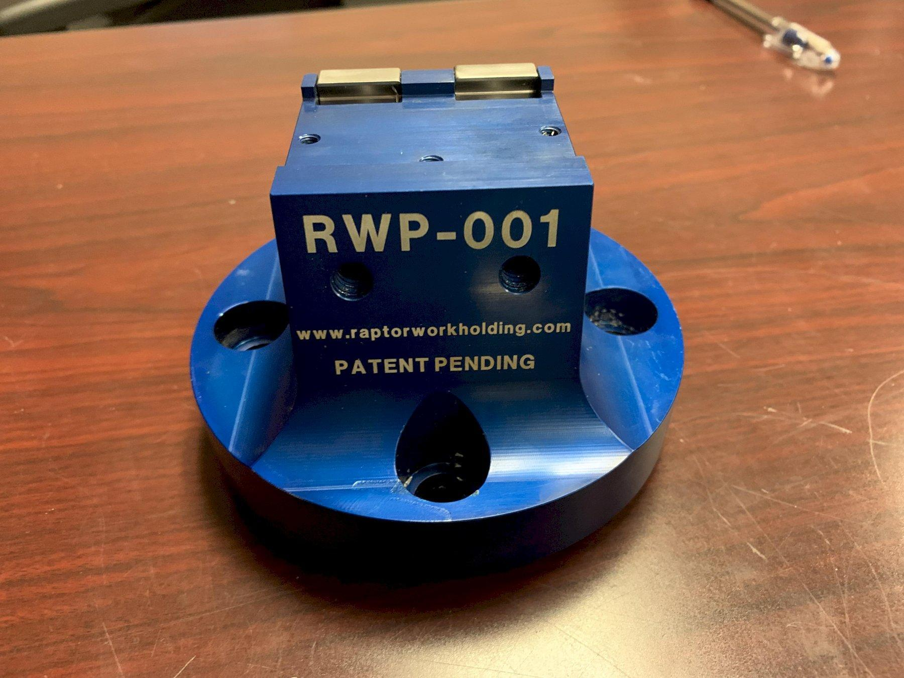 Raptor Dovetail Fixtures #RWP-012SS and #RWP-001.