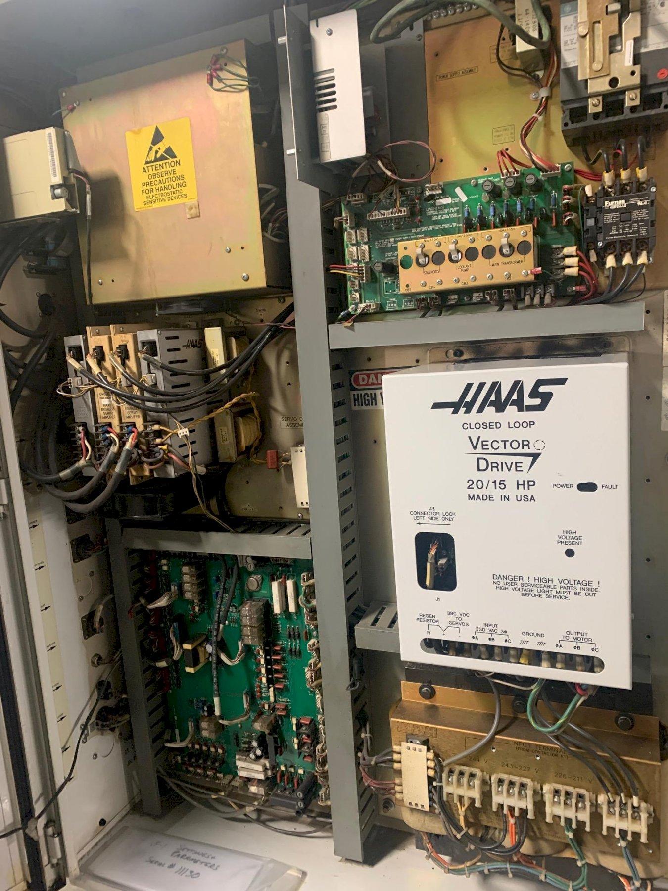 HAAS1997 Haas VF-1 CNC Vertical Machining Center