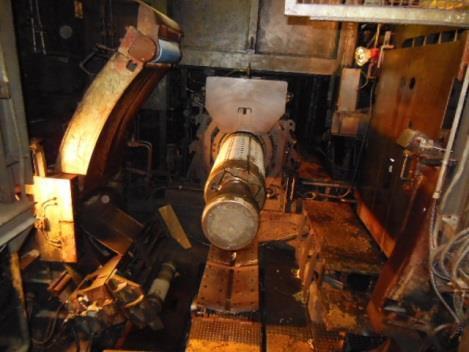 "49"" (1250mm) Hitachi 6-HI Cold Reversing Mill NEW 1993"
