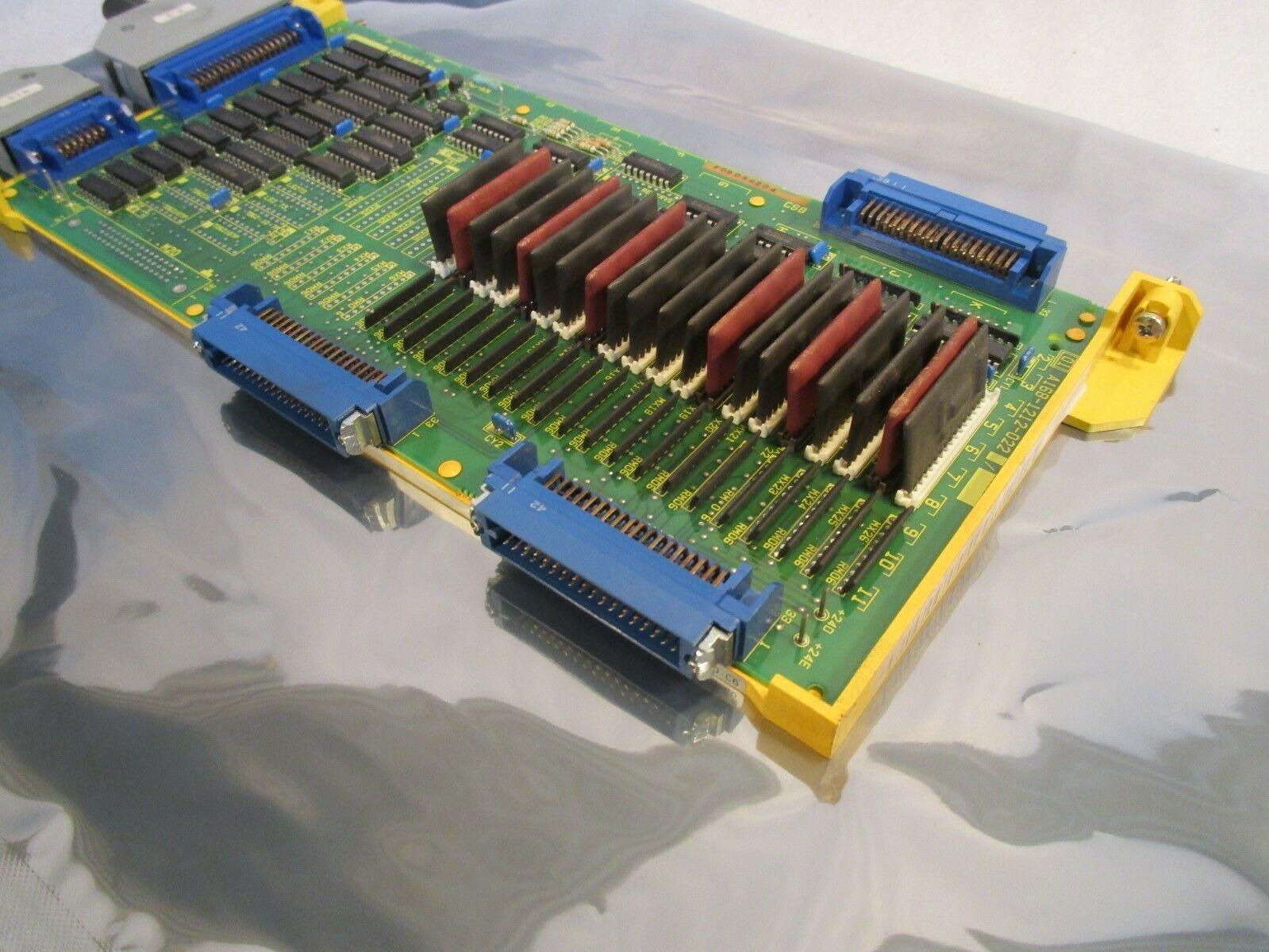 Fanuc CNC Control Board A16B-1212-0221 /02A Fanuc 0T 0M CNC Control Board