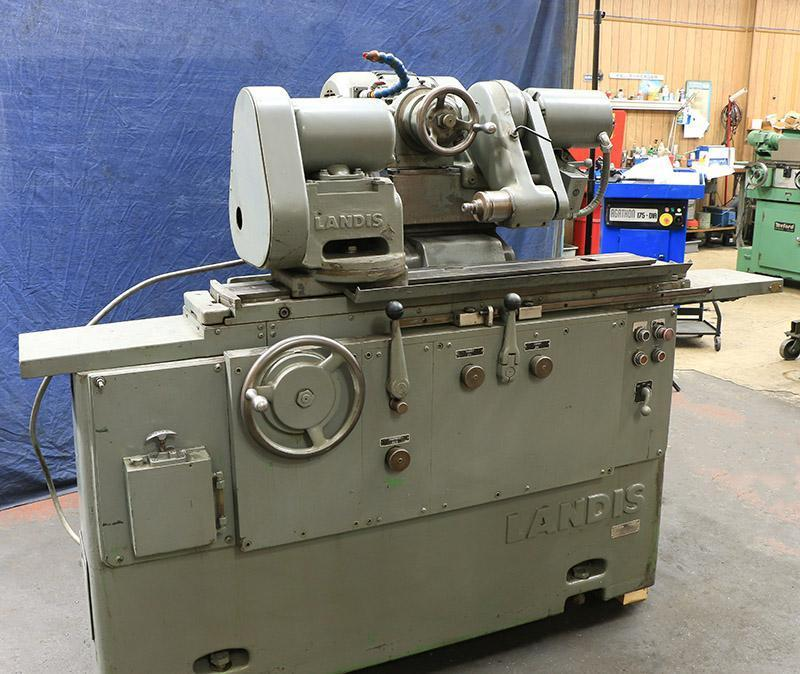 """10"""" X 20"""" LANDIS (MADE IN USA) """"HIGH-PRECISION"""" UNIVERSAL I.D./O.D. CYLINDRICAL GRINDER"""