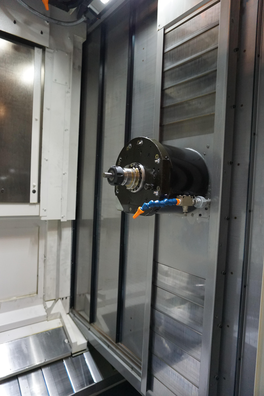 2018 OKUMA MB-5000H - Horizontal Machining Center