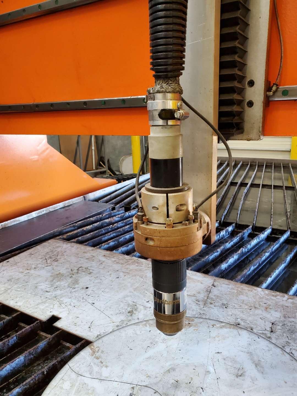 10' x 30' Otto Arc Systems High-definition CNC Plasma Cutting