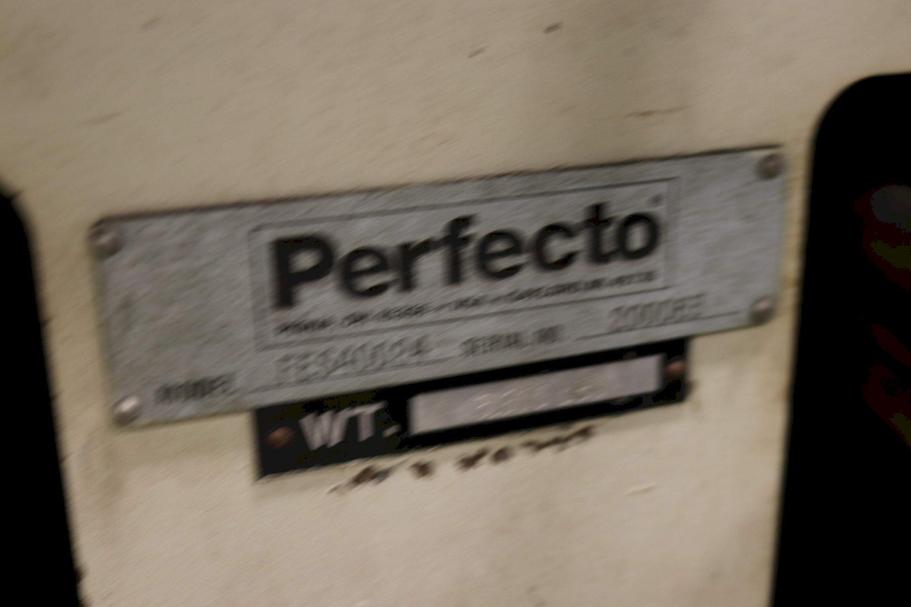 PERFECTO FEEDER: STOCK #73849