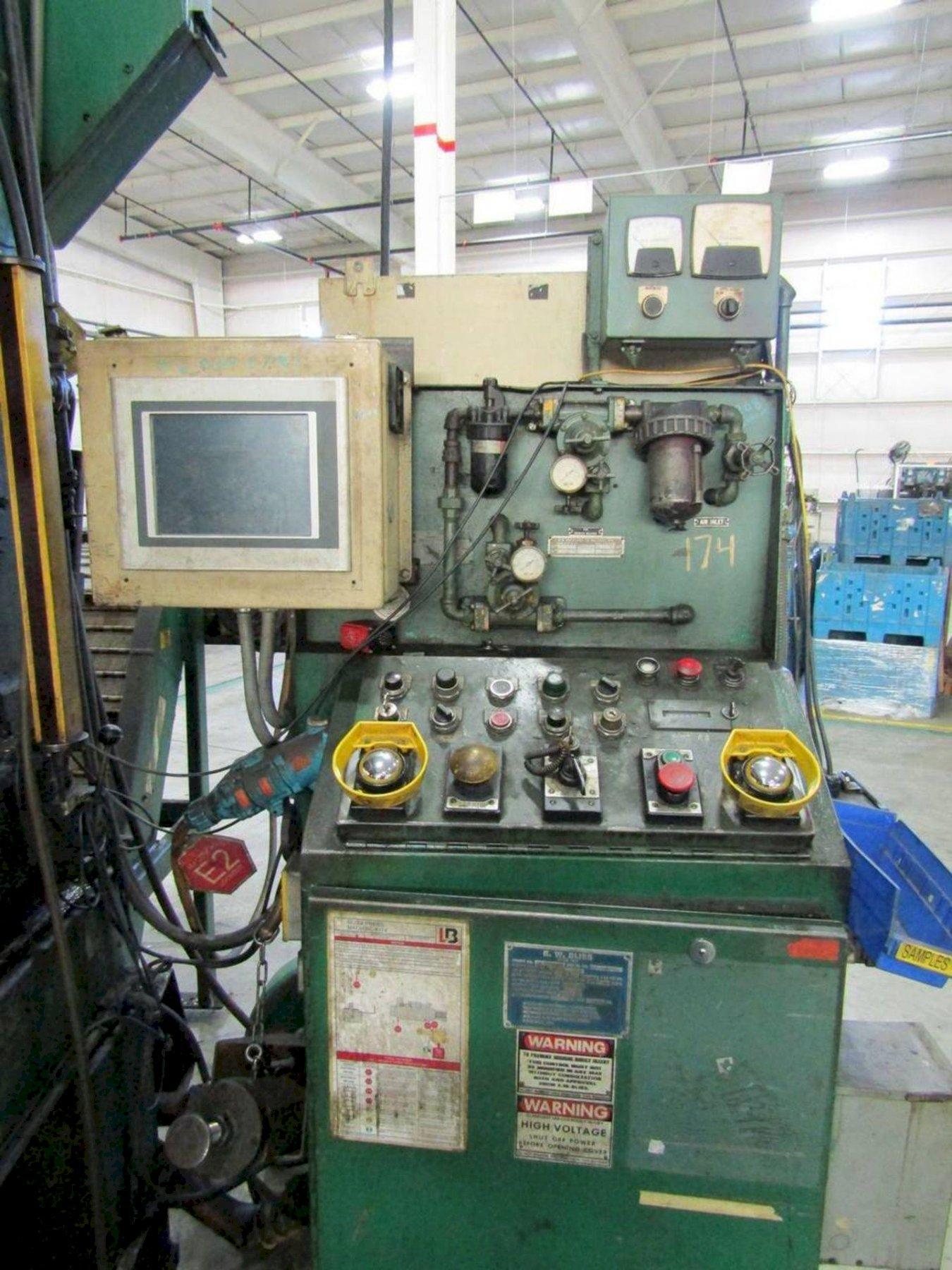 100 ton Bliss HP2-100-48-30 High Speed Press