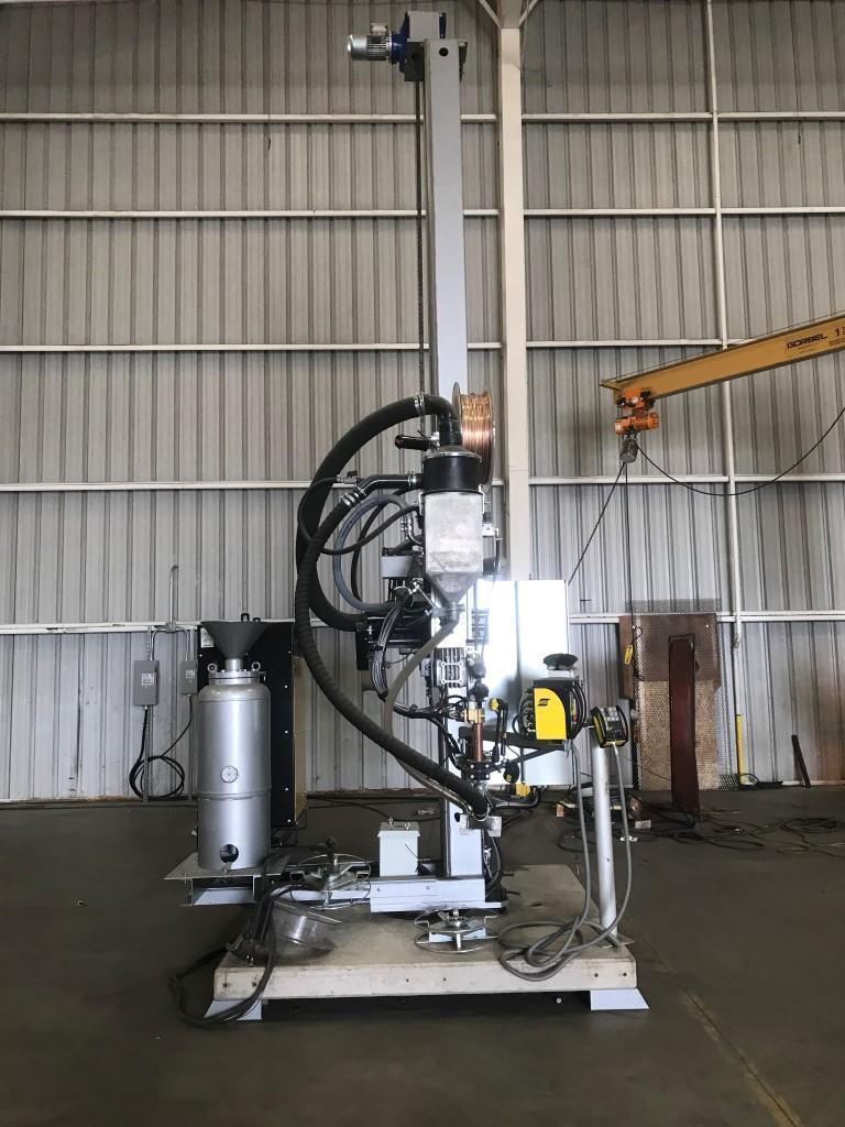 ESABEsab CaB 300M Column & Book Welding Manipulator, New 2019