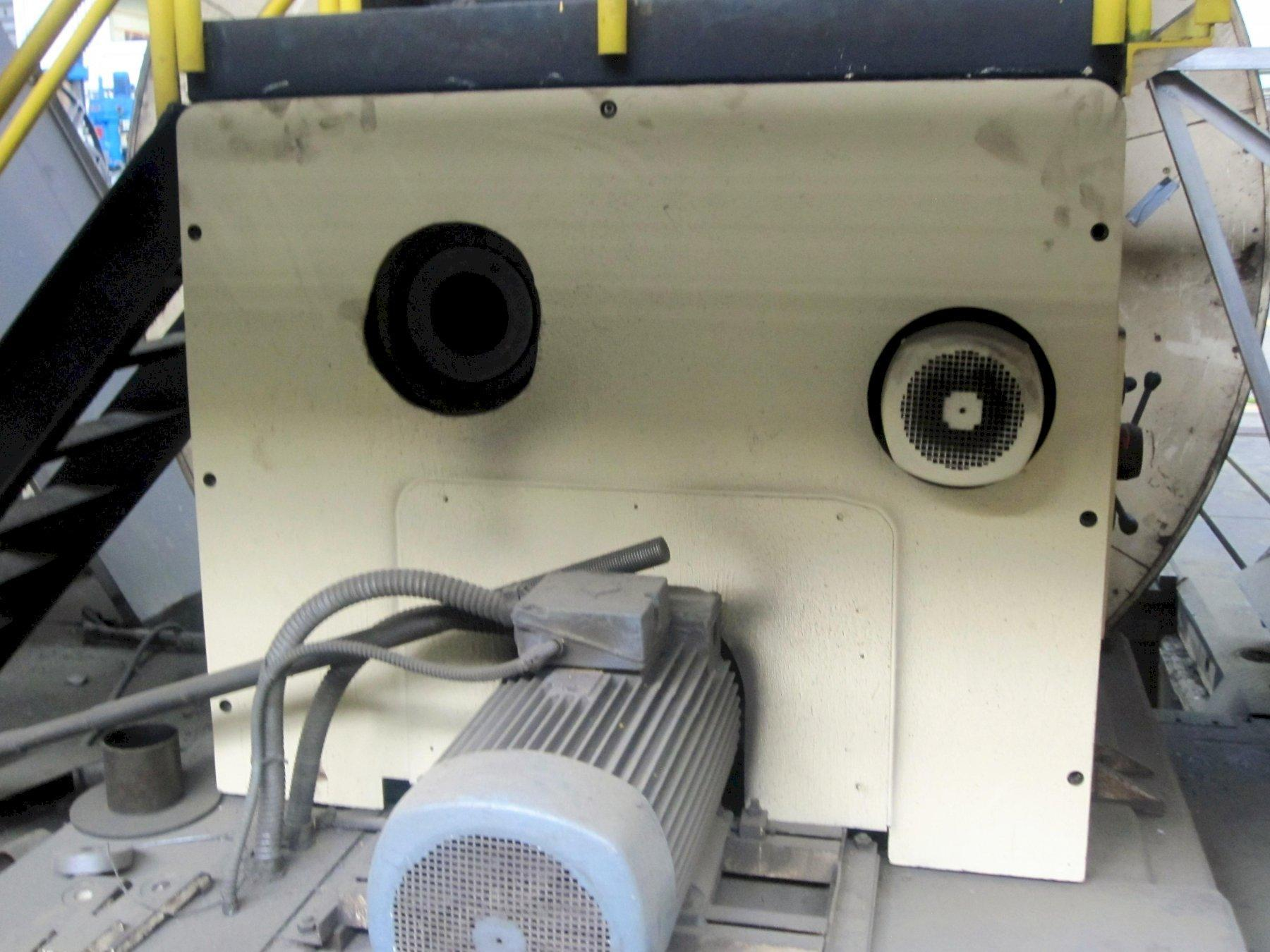 """ZERBST DP3-139"""" COMPONENT STYLE MANUAL LATHE, 139"""" SWING"""