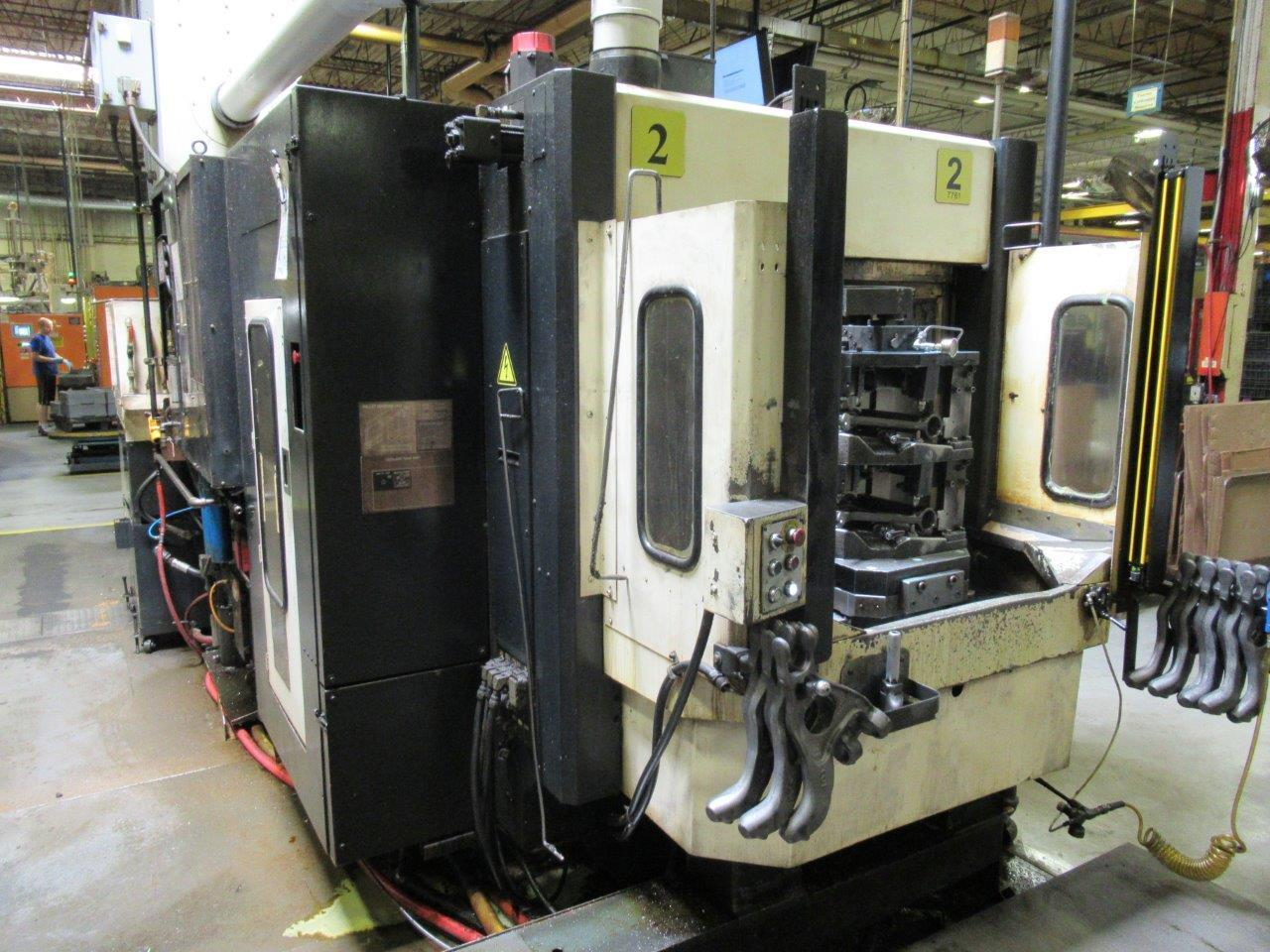 Makino A-55 Horizontal Machining Center