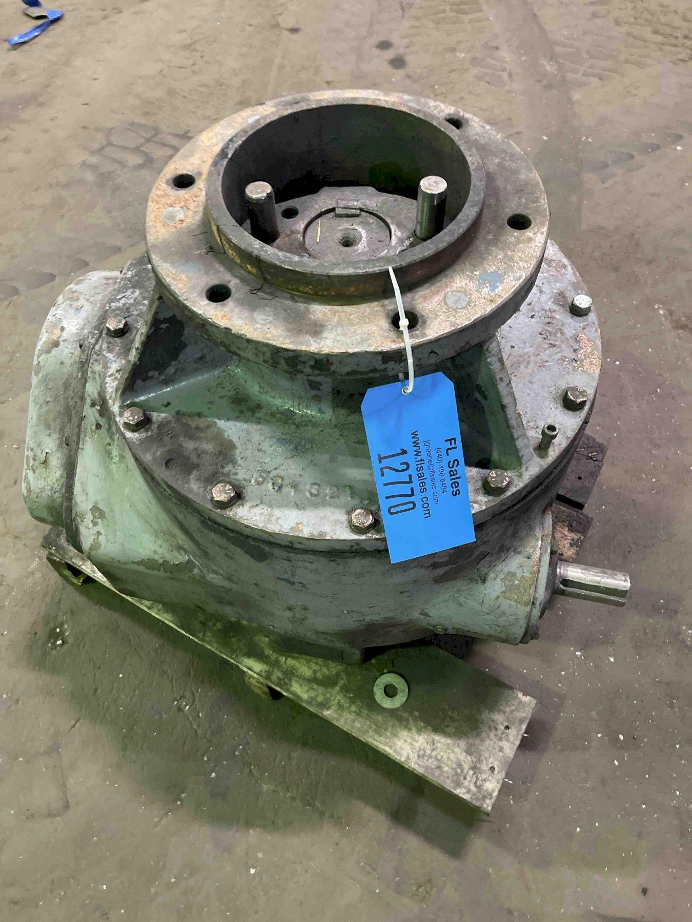 Simpson model 1.5 gearbox used