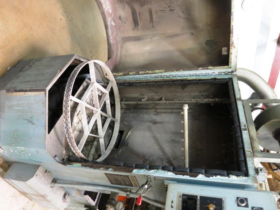 BETTER ENGINEERING MODEL F3000-P BATCH TYPE WASHER: STOCK 66537