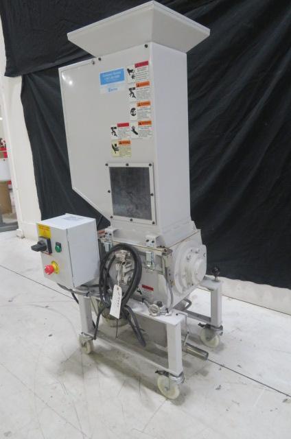 Matsui Used SMGL-100U Granulator, 13.3 x 9.2  1hp, 230V, Yr. 2014