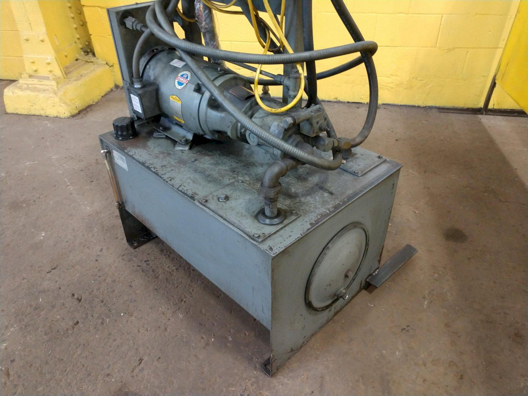 7.5 HP POWER HYDRAULIC PUMP UNIT: STOCK 13415