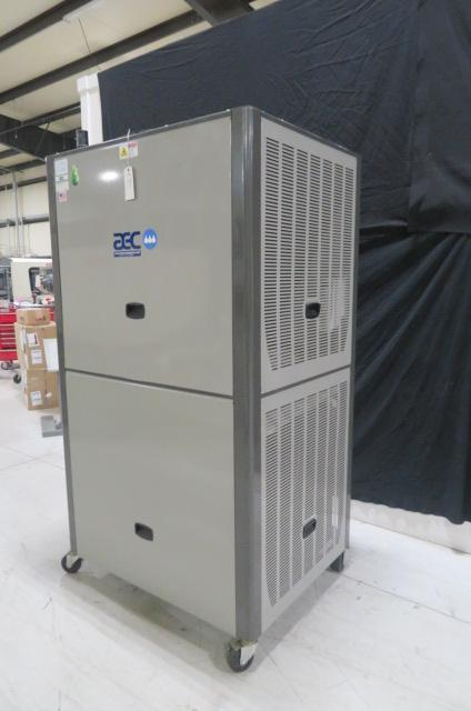 AEC Used GPAC-40 Air Cooled Portable Chiller, 10 US ton, 460V, Yr 2011