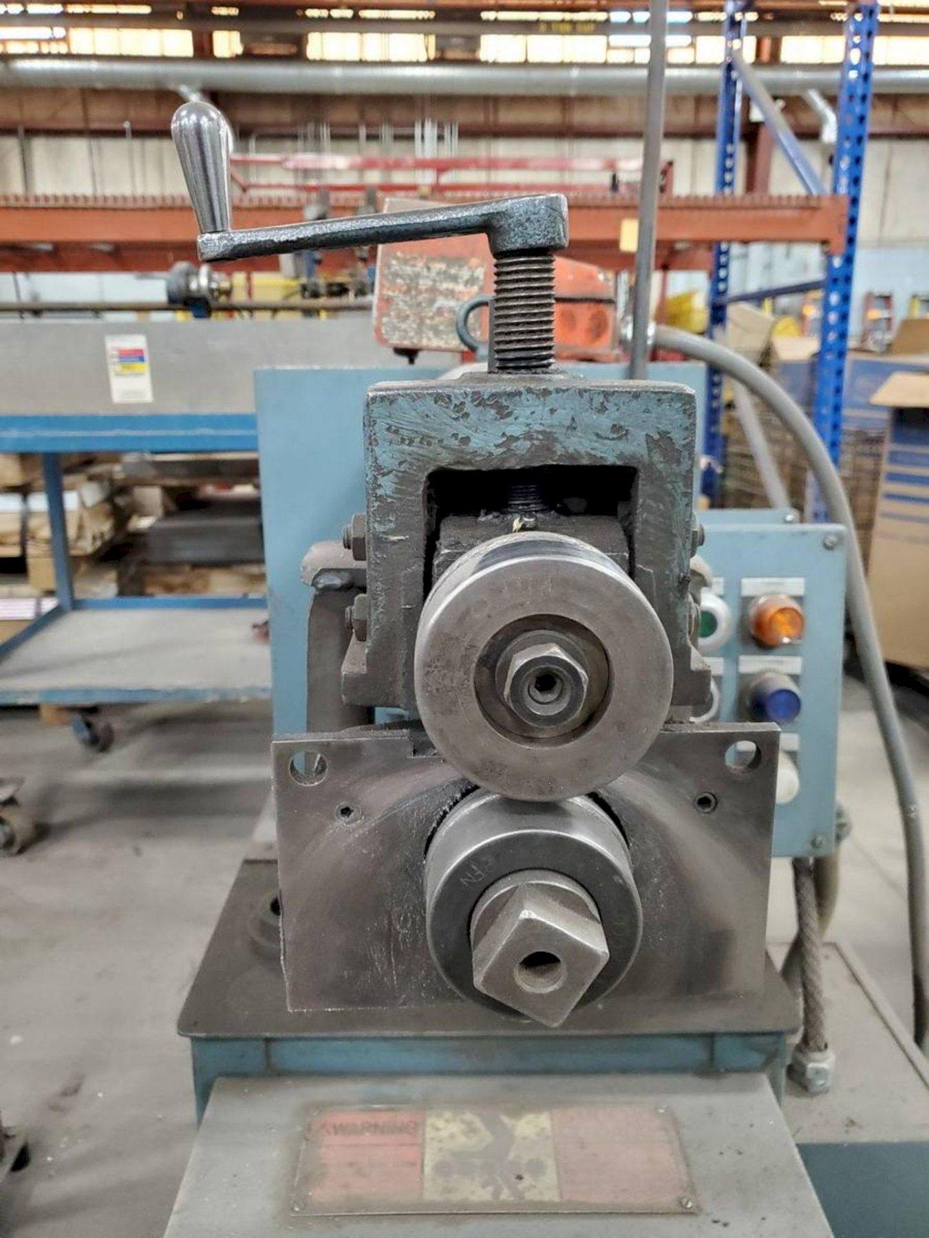 18 Ga RW Pexto Power Rotary Machine Model 3617