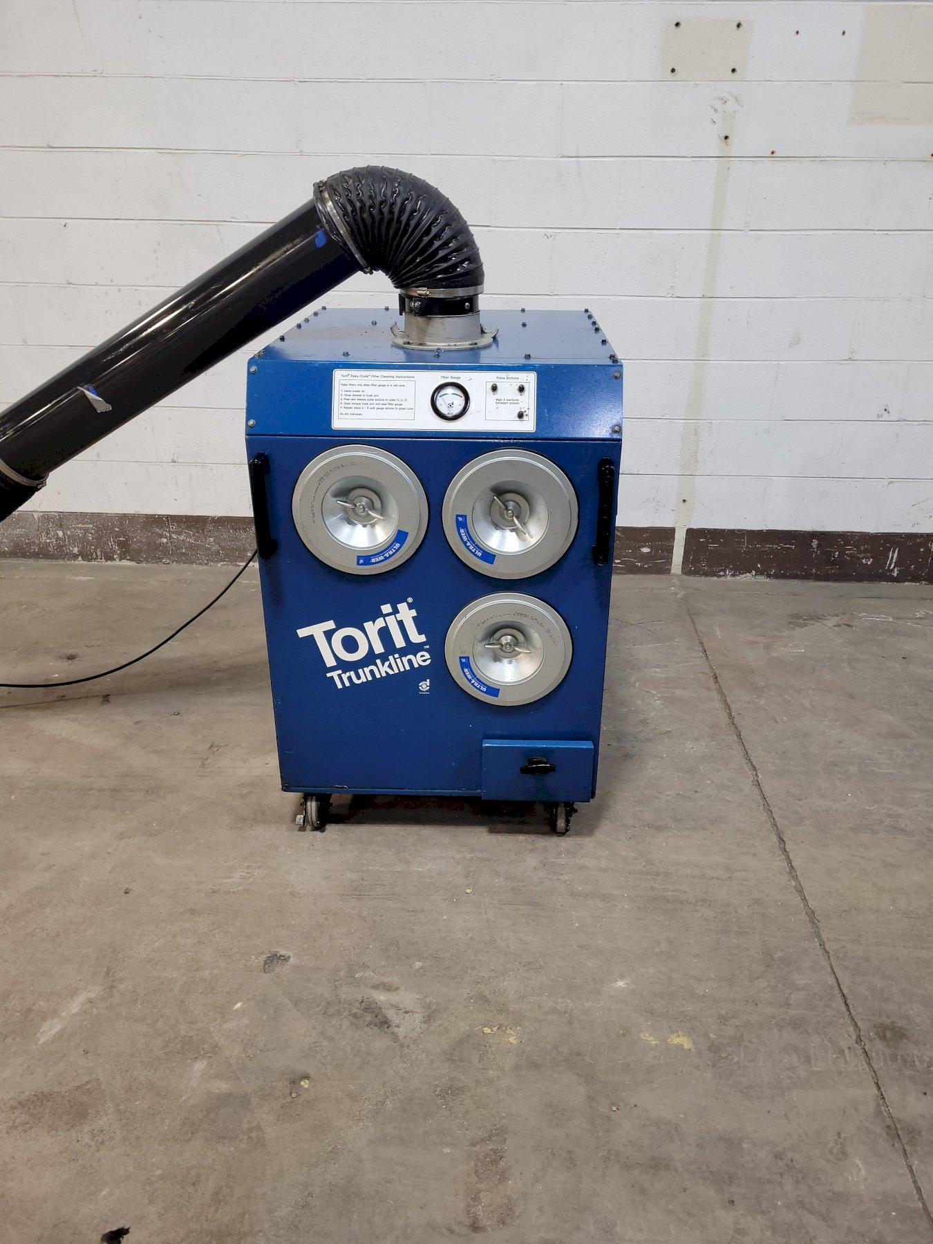 Torit EasyTrunk Trunkline Fume Extractor