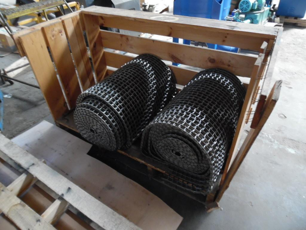 ALLIANCE STAINLESS & COMPOSITE BELT WASHER.