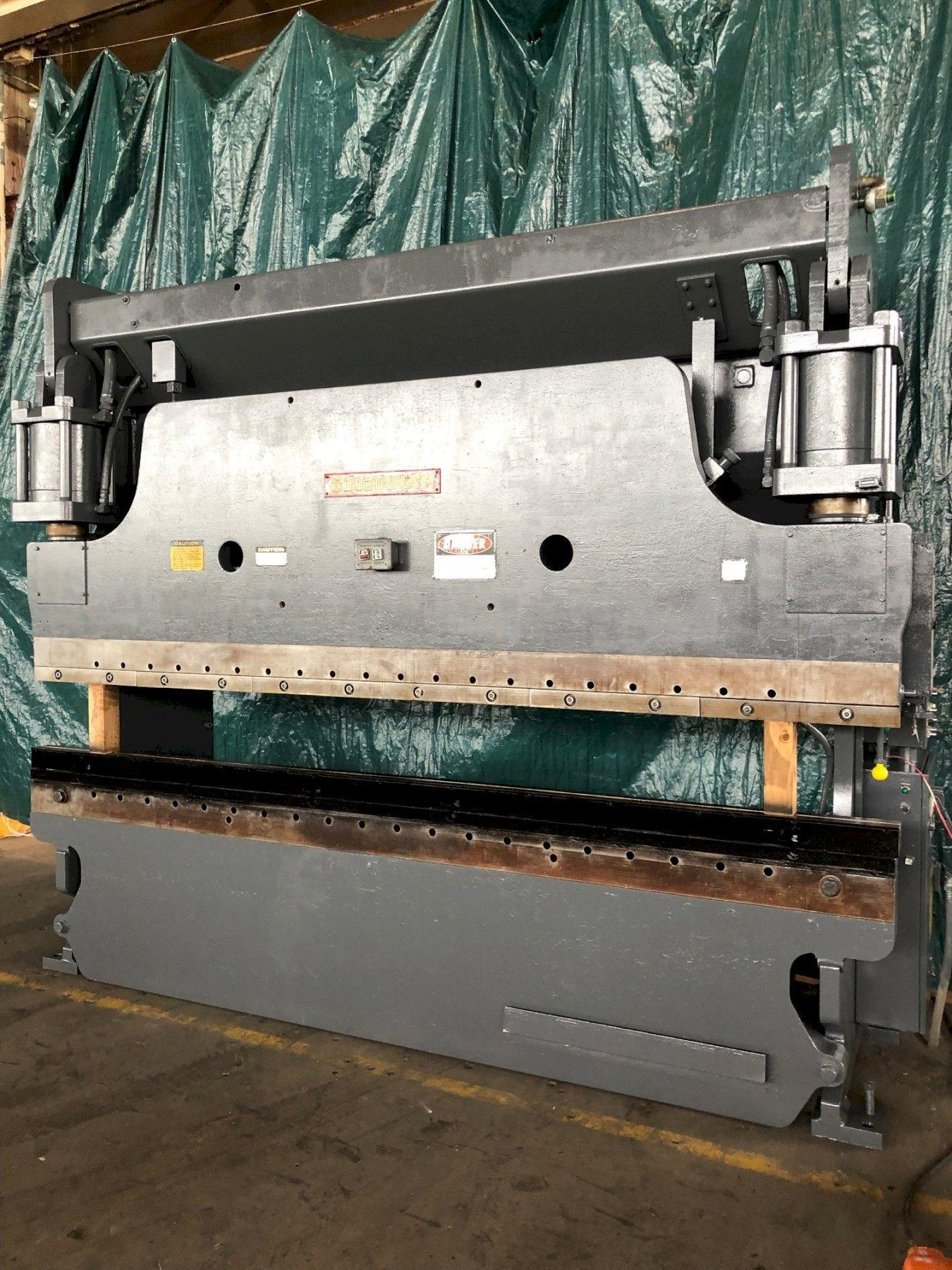 175 Ton x 12' Cincinnati Model CBII Hydraulic Press Brake